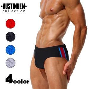 Austinbem Swimwear Short Bermudas Mens Masculina-De-Marca21306 Bathing Melting Jongen