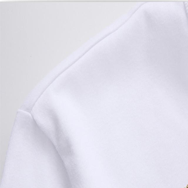 Women's Cute Cat Printed Casual Style T-shirt