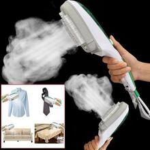 Portable Handhold Fabric Laundry Cloth Wrinkle Brush Steamer Travel Convenient Electric Iron Steamer Eliminate Wrinkles Quickly цены