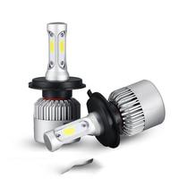 40W BMW Ford Toyota volkswagen Honda Car Led Headlight Bulbs Chips Car Light Bulb 6500K Auto Headlamp Fog Light Bulb 12v 24v