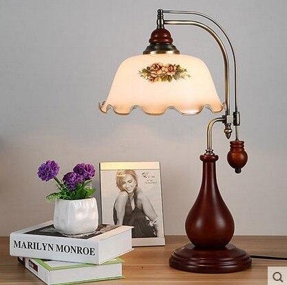 Meilleur prix Lampe de table jardin campagne ancienne lampe ...
