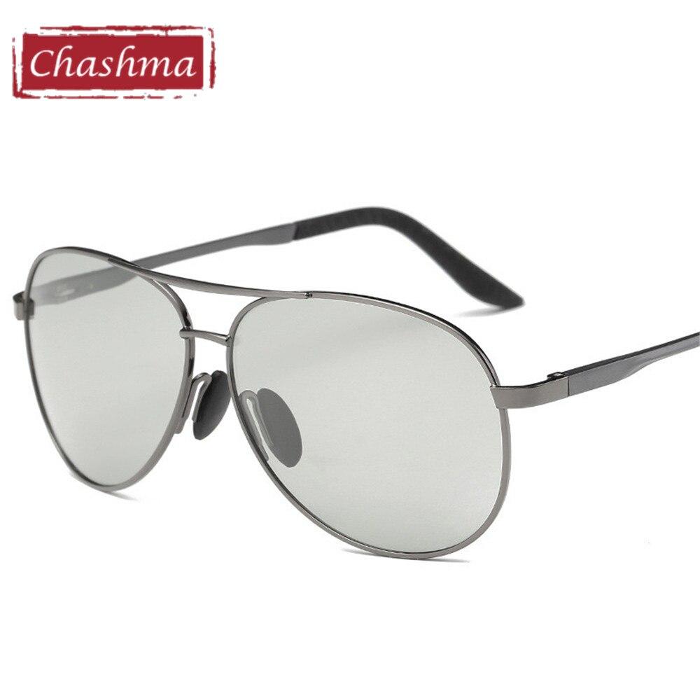 Chashma Large Frame Myopia Polarized Sunglasses Male Oversize Anti Glare UV 400 Prescription Sunglasses for Men