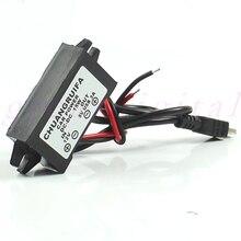 1PC DC 12V to 5V 3A 15W Waterproof DC Converter Mini USB Car Power Adapter