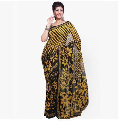 Women's Colorful Off Shoulder Indian Dress