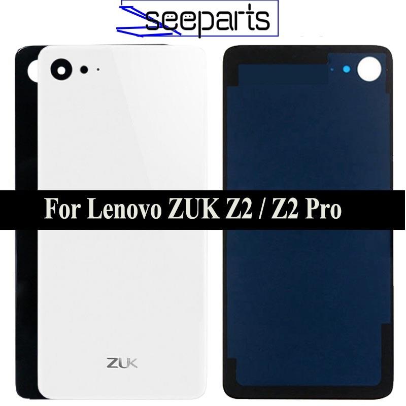 "Lenovo ZUK Z2 Back Battery Cover Rear Door Housing Case Panel Replacement Original 5.2"" Lenovo ZUK Z2 Pro Battery Cover"