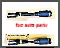 FREE SHIPPING Front Airmatic shock absorber air suspension for Mercedes benz ML Class W164 gl x164 with ADS 2pc for pair