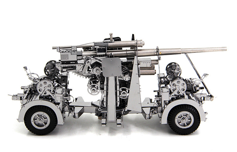 3D Metal Jigsaw Puzzles Modelo Alemanha 88