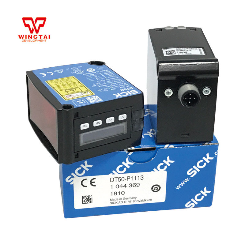 цена на Germany SICK Proximity Switch Sensor DT50-P1113 Photoelectric Laser Distance Measuring Sensor