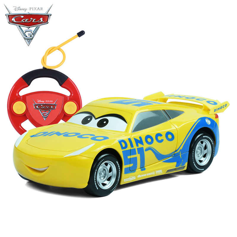 US $20 39 40% OFF|Disney Kids Xmas Gifts Cruz Remote control RC cars Pixar  Cars 3 Disney for Children -in RC Cars from Toys & Hobbies on