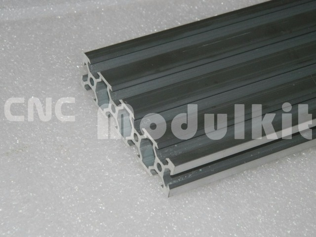 2080 V slot Aluminum For CNC Router Aluminium Frame Extrusion Profile Free Cutting Device Equipment Construction CNC MODULKIT-in Door & Window Frames ...