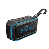 EBS 505 Outdoor Bluetooth Loudspeaker Box IPX7 Waterproof Portable TWS Wireless Speaker