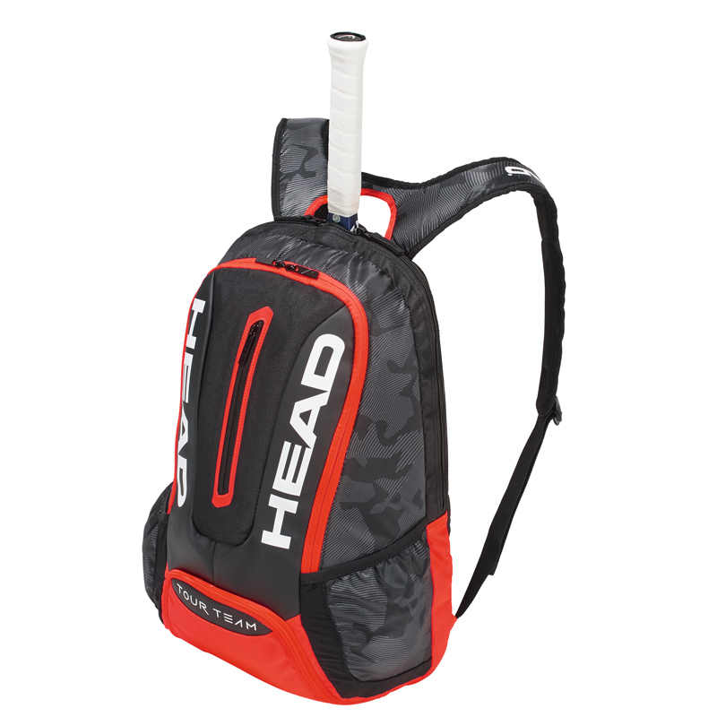 New Head Tennis Bag  Gasquet Rackets Racquets Squash Badminton Shuttlecock Bag Pack Tennis Backpack Bag Tennis Racquet Backpack