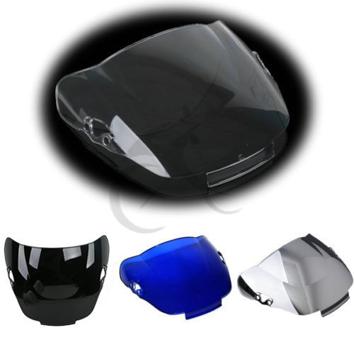Motorcycle Windscreen Windshield for Honda CBR600 CBR 600 F2 1991-1994 fullset abs fairings kits for honda repsol orange 1993 1994 cbr600 f2 1991 1992 cbr 600 f2 92 93 cbr600 f 91 94 fairing kit tan