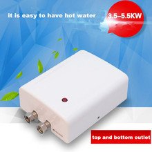 Faucet water heater 220V Electric Instant