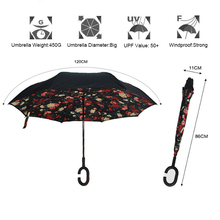 JUMAYO SHOP COLLECTIONS – REVERSE FOLDING UMBRELLA