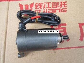 XUANKUN QJ150-19C QJ150-17A Start the Motor