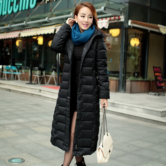 Compare Prices on Womens Extra Long Padded Coat- Online Shopping ...