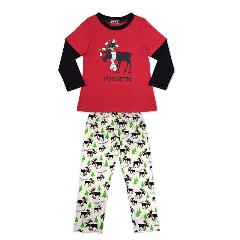 Conjunto de ropa de Navidad de Zebery Conjunto de pijama de familia ...