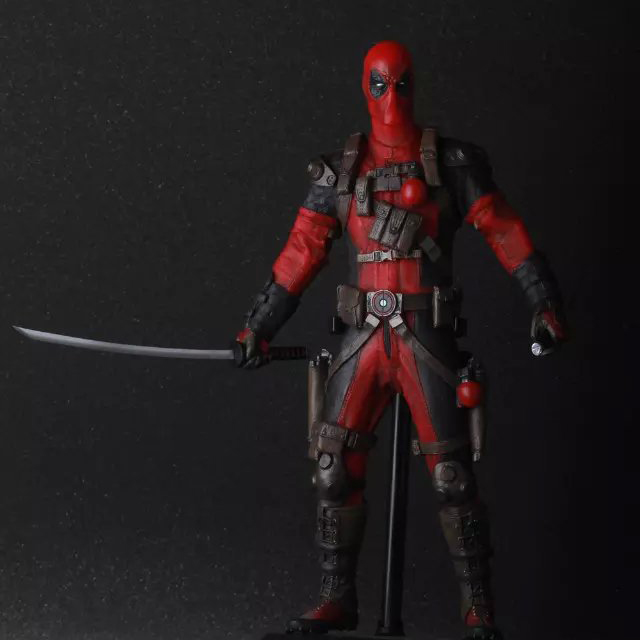 """Red And Gray 12""""30cm The Avengers Super Hero Justice"""