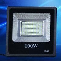 Good quality Ultrathin LED Flood Light 10W 20W 30W 50W 100W 150W 200W IP66 LED Spotlight Outdoor Lighting Wall Lamp Floodlight