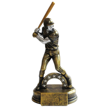 2019 New Figurine Statue Craft Europe Baseball Character Prize Decoration Custom Home Creative Gift Accessories Resin