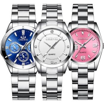 20f29ee47f02 2019 nuevo reloj de pulsera Relojes de mujer de las señoras de la marca de  lujo de cuarzo relojes de pulsera para mujer reloj femenino horas Hodinky  Montre ...