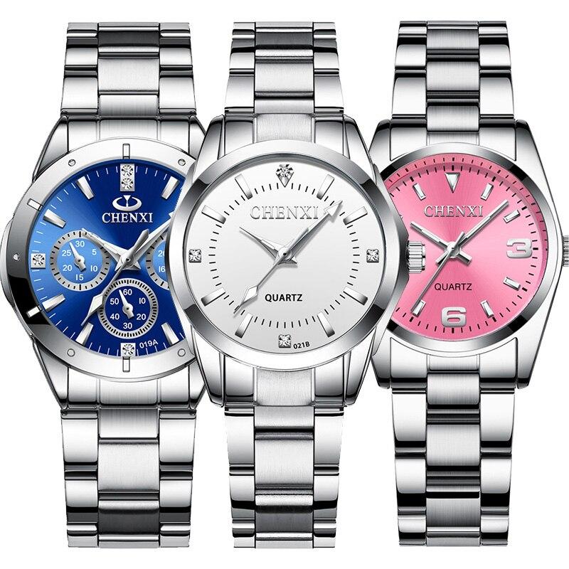 Neue 2019 Armbanduhr Frauen Uhren Damen Top Luxus Marke Quarz Armbanduhren Für Frau Uhr Weibliche Stunden Hodinky Montre Femme