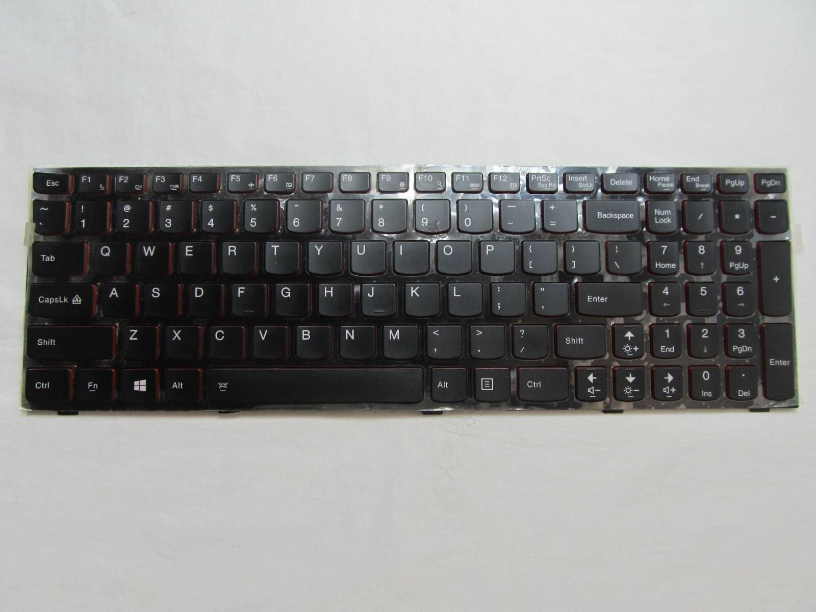 OEM for IBM/Lenovo Y500 Y500N Y500NT Laptop Keyboard 9Z.N5SBC.401 25205474 new notebook laptop keyboard for lenovo ideapad y500 y500n y500nt backlit gr german layout