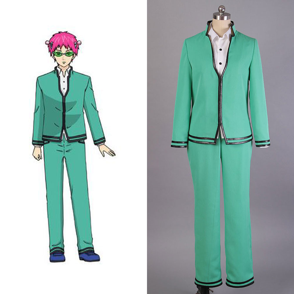 Saiki Kusuo no Psi Nan The Disastrous Life K Nan Uniform Halloween Cosplay Costume Beautiful Dress