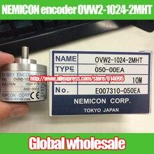 1 шт. NEMICON энкодер OVW2-1024-2MHT/1024 линия 1024 P/R экономичный NEMICON энкодер