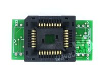 1.27mm Pitch PLCC32 TO DIP32 (A) Yamaichi IC Programming Socket Adapter for PLCC32 Package Chip/MCU