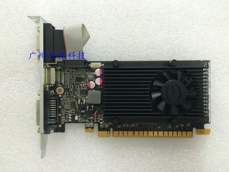 Knife-Card DDR3 EVGA GT610 64bit And Black 2G Random-Delivery White