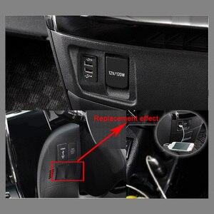 Image 2 - Adaptateur de chargeur de voiture USB double Suzuki
