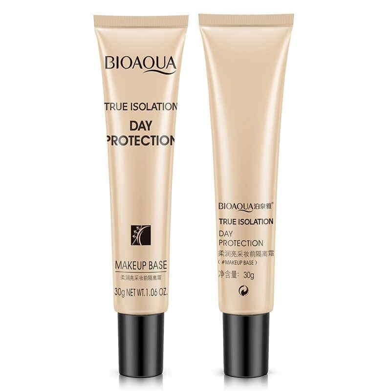 Primer Base líquida Base de maquillaje para rostro crema Base de maquillaje hidratante control de aceite corrector Blanqueador
