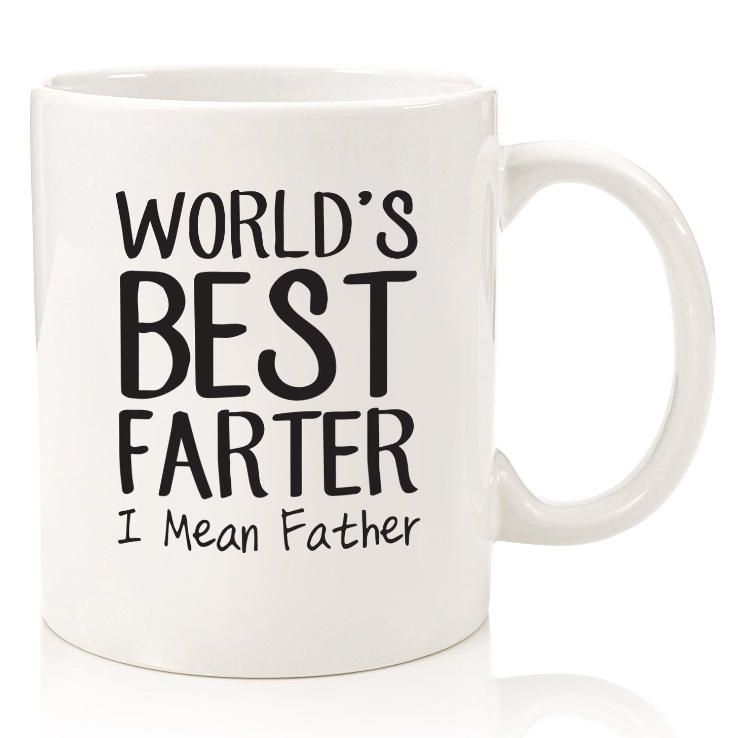 Fathers Day Gifts For Dad World S Best Farter Father Funny Mug