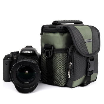 2018 High Quality Micro Single Camera Bag Case For Canon G7X Mark ii EOS M6 M10 M100 SX540 SX730 Canon Camera Digital Photo Bag