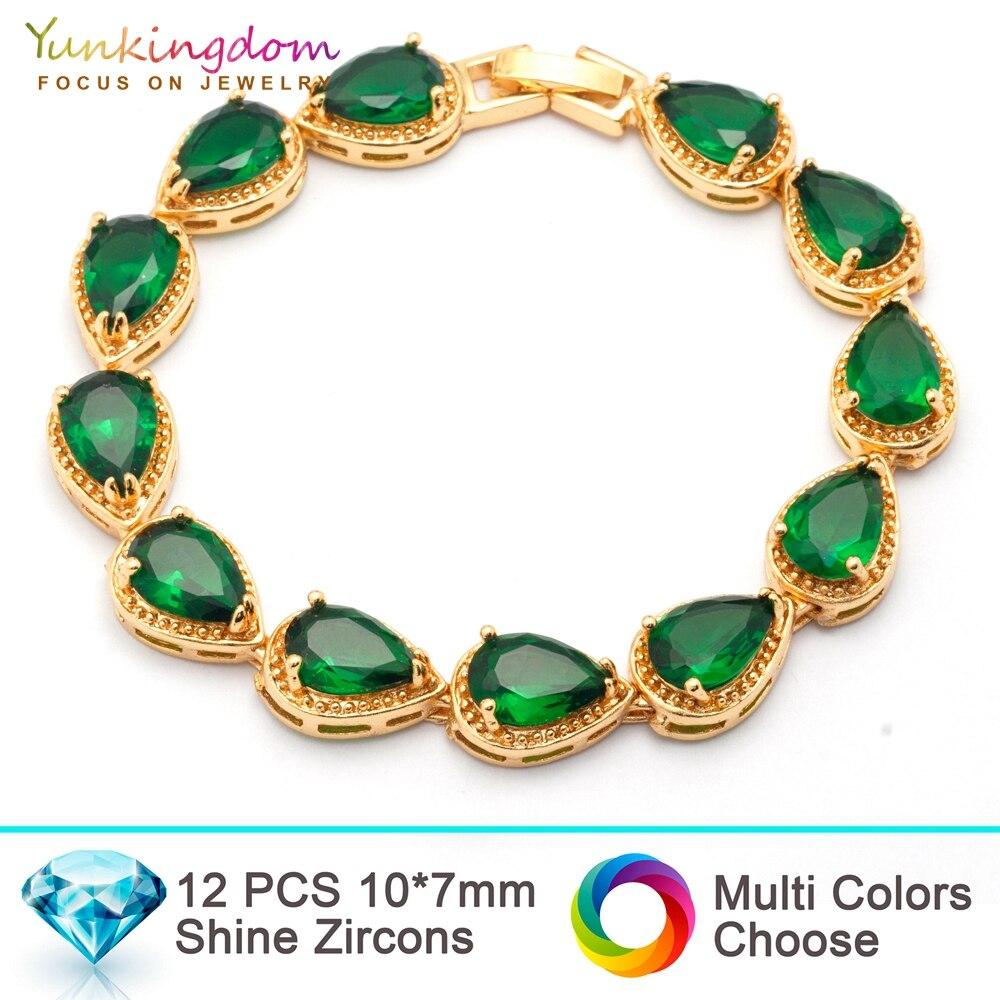 Yunkingdom super lyx märke Armband & Bangles för kvinnor inlägg - Märkessmycken - Foto 2