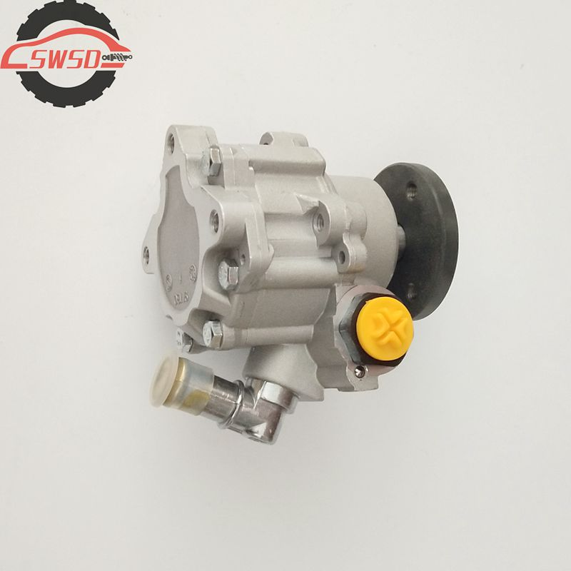 SWSD New Power Steering Pump 04-10 For BMW 5 E60 E61 E63 OEM 32416777321, 32414038768 , 32411097164 Hydraulic Pump Steering automotive parts for bmw power steering pump air suspension pump e39 528 oe 3241 1094 098