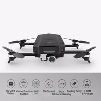GDU O2 Kit Drone Drones with Camera HD 7km Completo Com Camera Drone 4K Video Rc Helicopter Live View GPS and GLONASS System