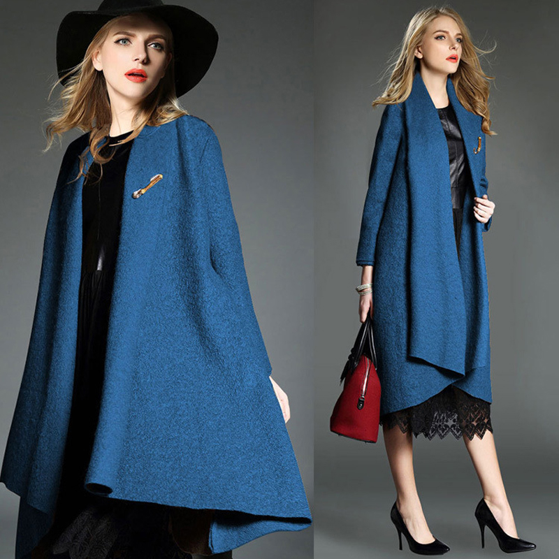 Compare Prices on Ladies Wool Swing Coat- Online Shopping/Buy Low ...