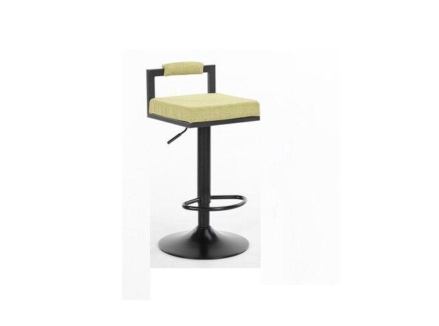 Bagno studio sedia sgabello comptuer colore verde sedile bar boss