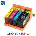 Совместимый Патрон Чернил Для Lexmark 100 100XL 108XL Для Lexmark S305 S405 S505 S605 Pro205 Pro705 Pro805 Pro905 708 208 308