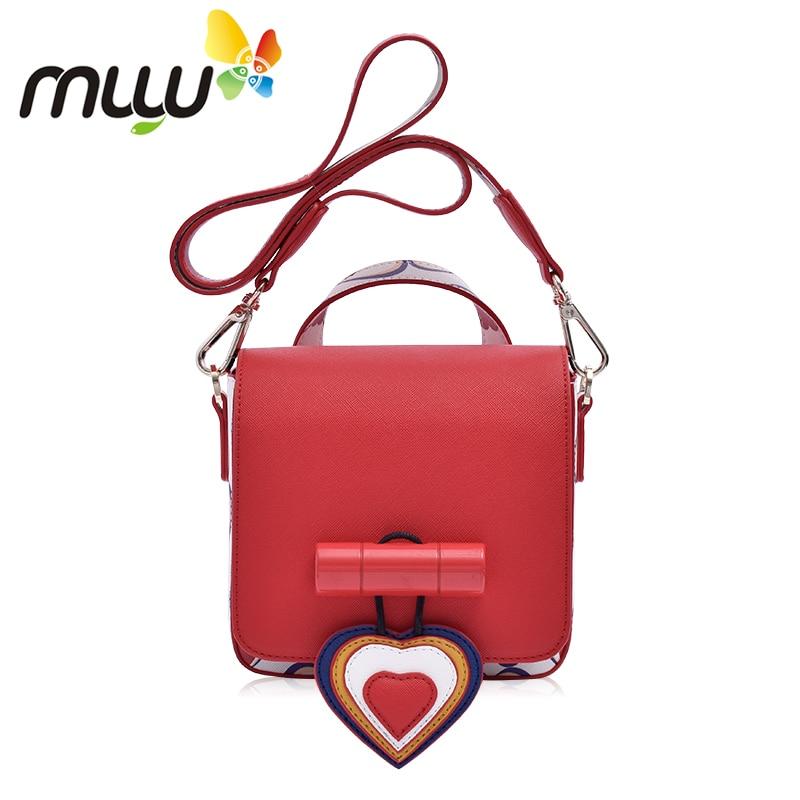 Muyu 2018 Fashion Print Hasp Crossbody Bags for Women Removeable Strap Shoulder Bags Ladies Mini Flap Handbag
