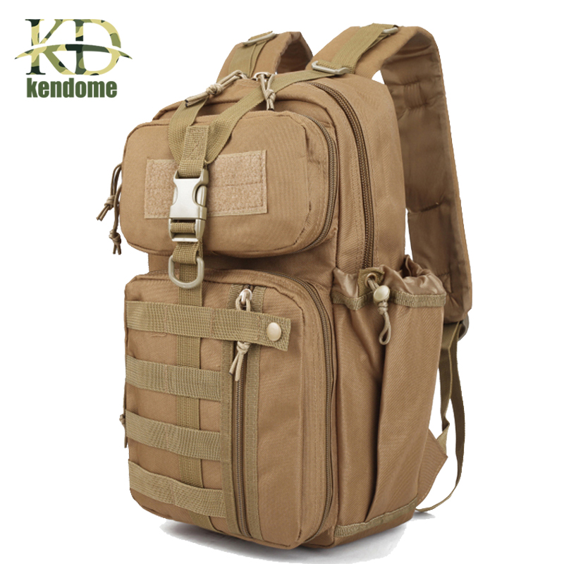 2018 NEW 3P Tactical Backpack Archery bag Knapsack Women Assault Cordura Bag Packsack Ma ...