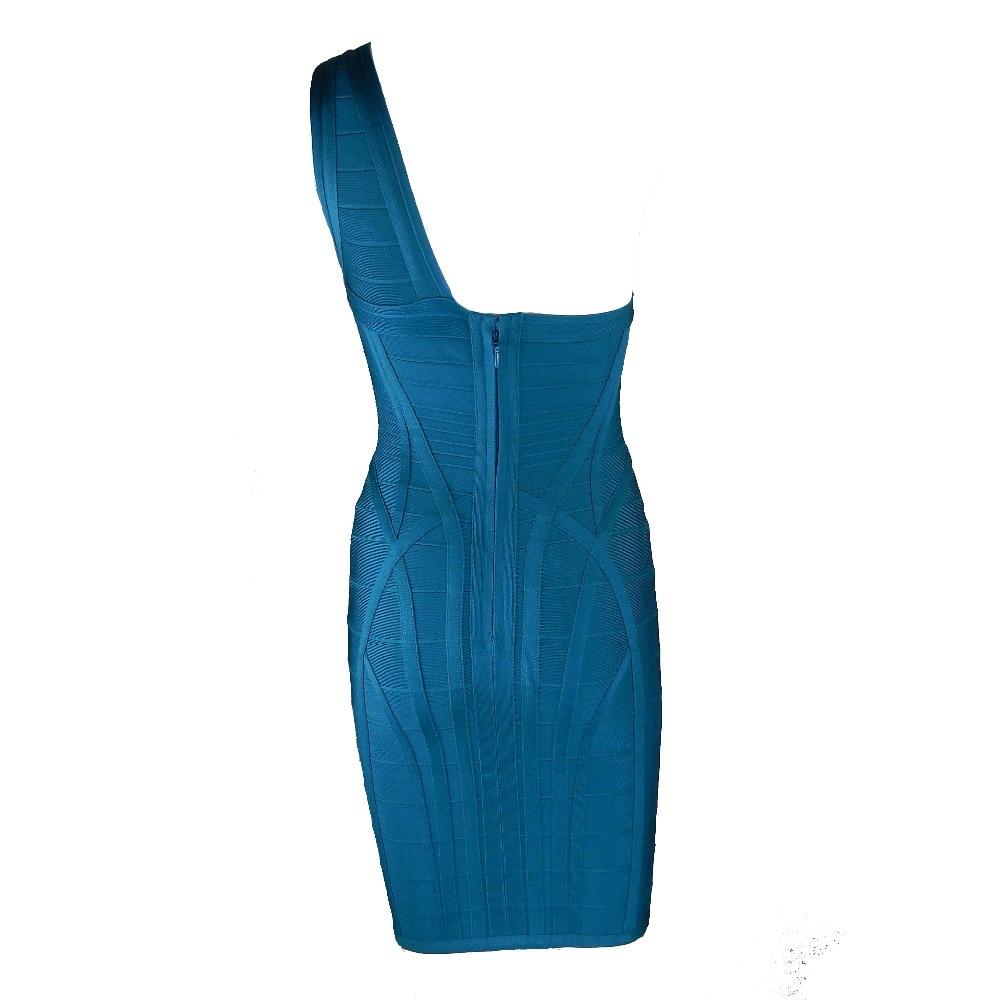 En Détouré Soirée Une 2018 Partie Date Moulante Robe Femmes Robes De Élégant Bandage Vert Gros Chic Épaule Mode Yw8waxOq