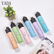 YADA Custom Charms Folding Cartoon Cats Umbrella Rain Women uv High Quality For Womens brand Windproof Umbrellas YS258