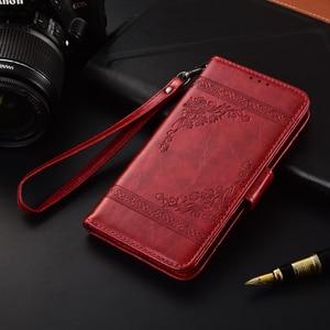 Flip Leather Case For Xiaomi Redmi Note 8 7 3 4 4X 5A 5 6 Pro Back cover phone bag on Redmi 8 8A 7A 6A 4A 5A 5 Plus Mi CC9e case(China)