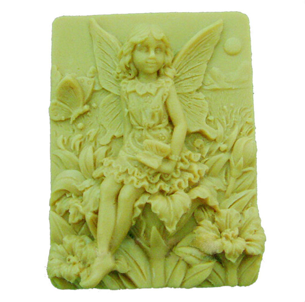 Soap Mold Soap making Tools Diy Craft Candle Mould Silicone Molds Angle