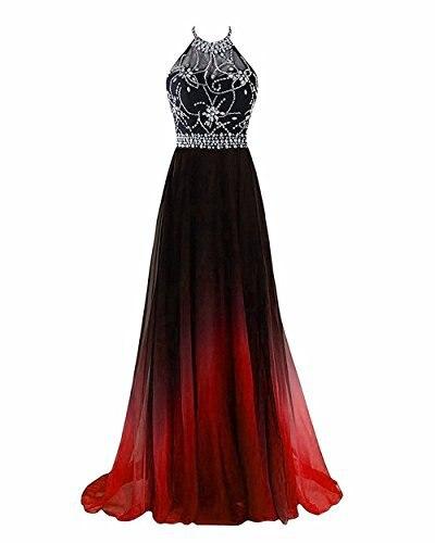 2019 New Noble Lady Wedding Party Gowns Sexy Elegant Halter   Bridesmaid     Dress   Floor Length A Line Robe Demoiselle D'honneur