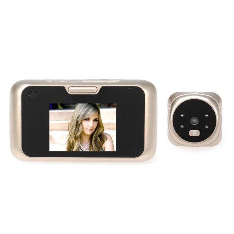3.0 Inch 3X Zoom Peephole Door Viewer Video Door Phone удлинитель zoom ecm 3